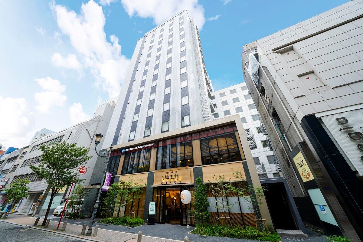ベストウェスタンホテルフィーノ東京赤坂