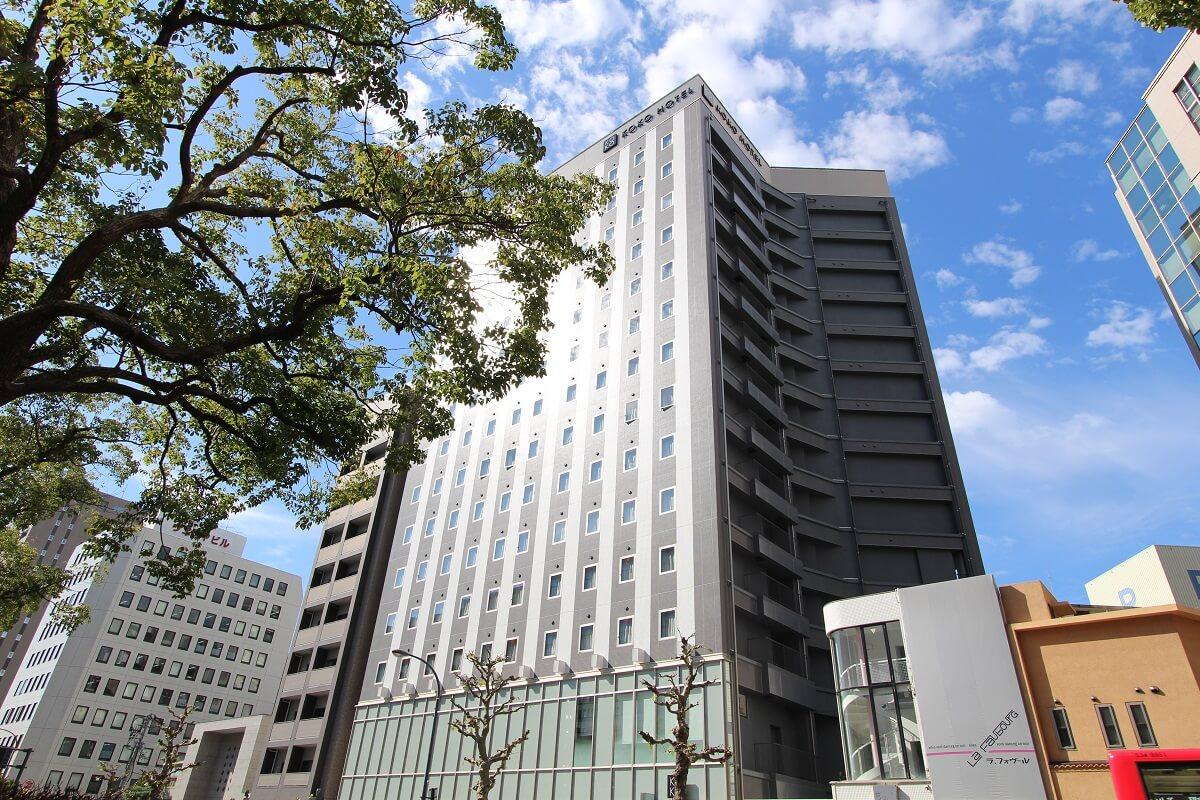 KOKO HOTEL 広島駅前