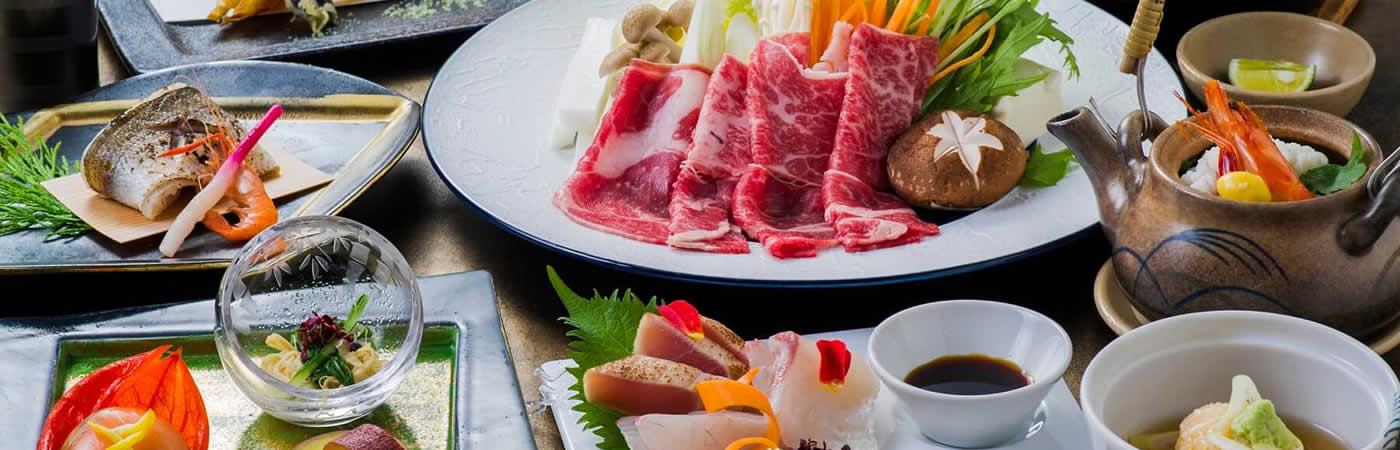 日本料理 ディナー|日本料理 ディナー
