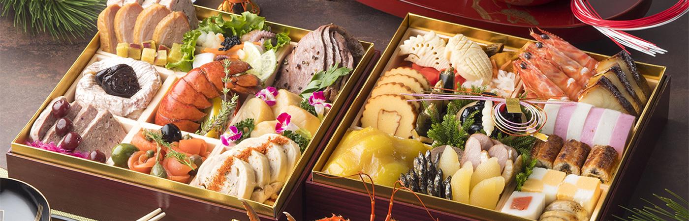 おせち料理|WEB注文|レストラン|ベストウェスタン レンブラントホテル東京町田【公式】町田最大の宴会場・宿泊・会議・結婚式