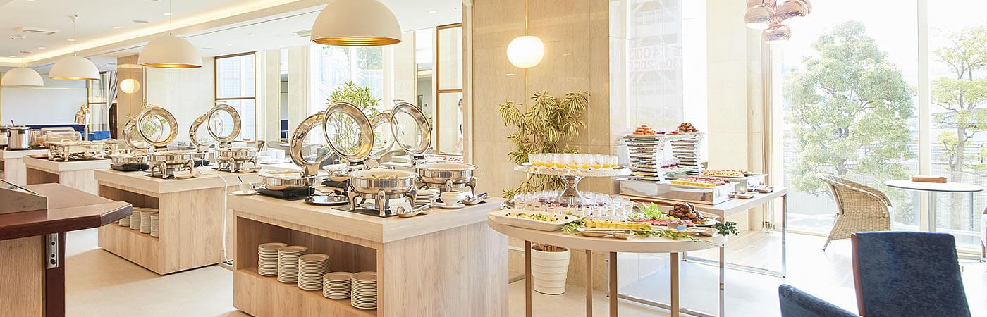 レストラン|ベストウェスタン レンブラントホテル東京町田【公式】町田最大の宴会場・宿泊・会議・結婚式