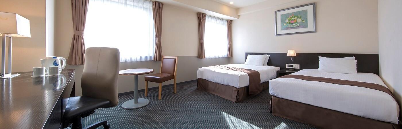 ご宿泊|ベストウェスタン レンブラントホテル東京町田