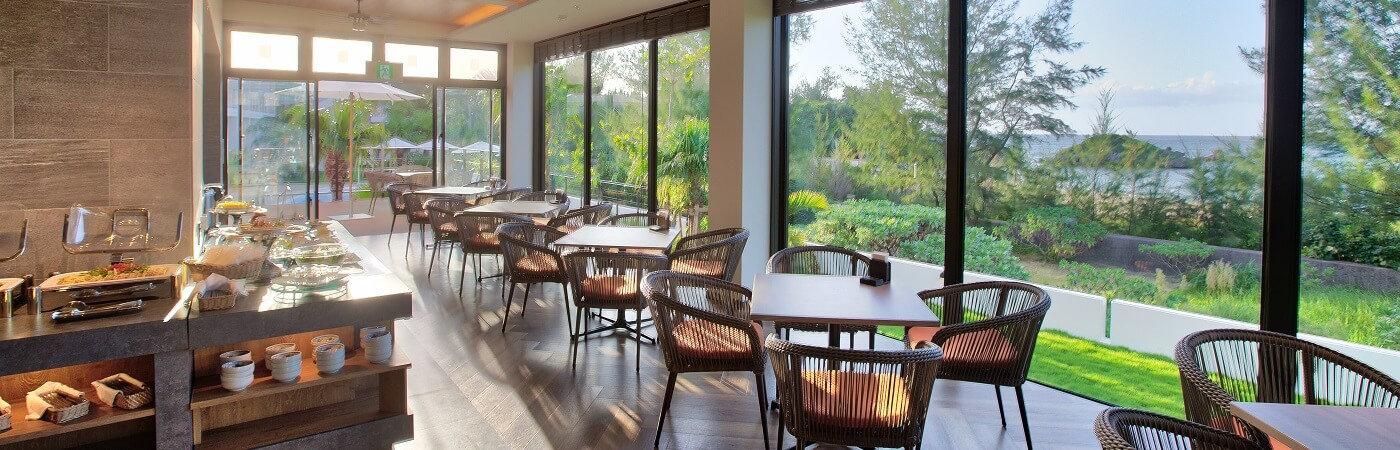 レストラン|ベストウェスタン沖縄恩納ビーチ【公式】