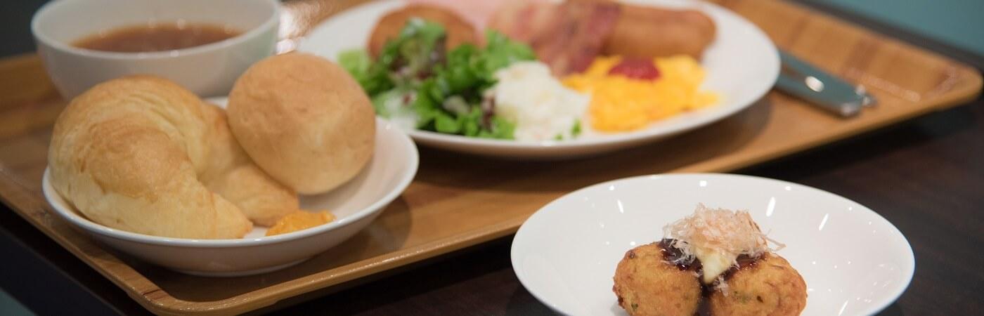 レストラン|ベストウェスタン大阪塚本【公式】
