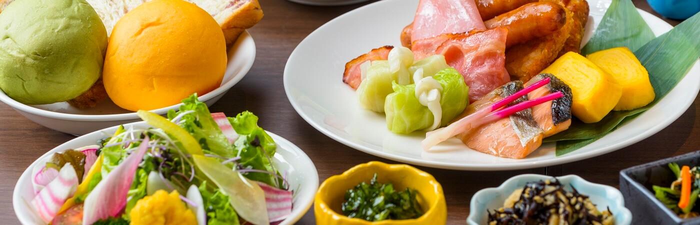 レストラン|ベストウェスタンホテルフィーノ札幌【公式】