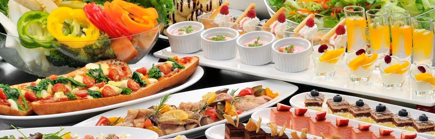 ディナーのご案内|レストラン|ベストウェスタン東京西葛西【公式】西葛西駅徒歩2分ご宿泊