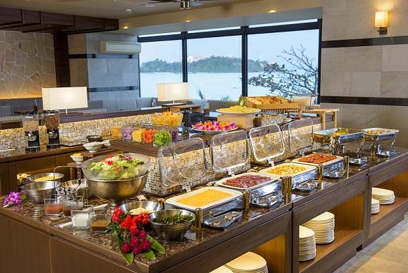 Seaside Ristorante 朝食ブッフェ 〜Morning Buffet〜