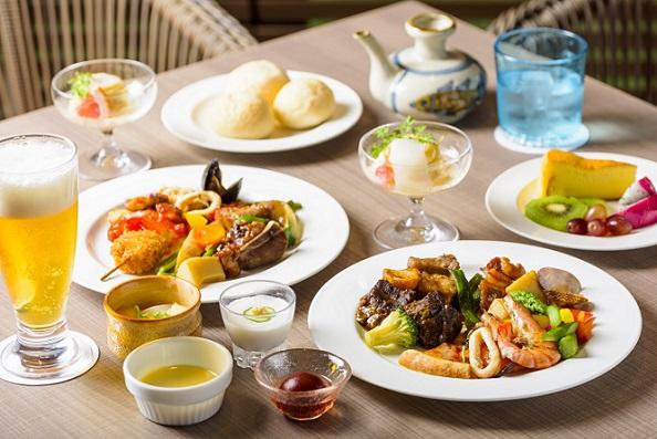 Seaside Ristorante Aletta(アレッタ)ディナーブッフェ 〜Dinner Buffet〜