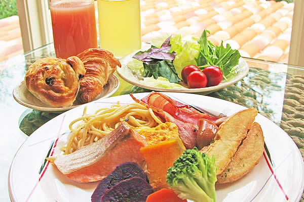 Seaside Ristorante Aletta(アレッタ)朝食ブッフェ 〜Morning Buffet〜