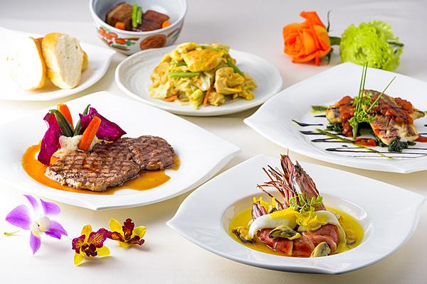 Seaside Ristorante ディナーブッフェ 〜Dinner Buffet〜