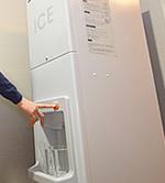 ICE DISPENSER|製氷機