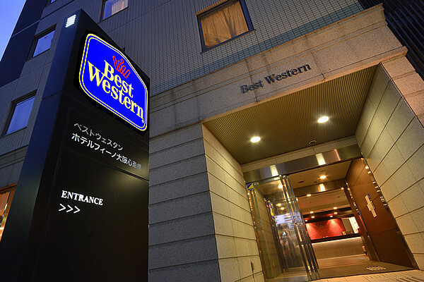 駅近!地下鉄長堀橋駅から徒歩1分<br />大阪観光の中心、道頓堀まで徒歩圏内