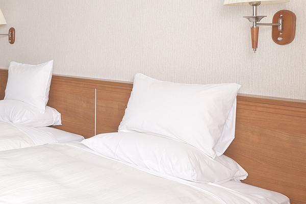 「世界のベッド」として愛される<br />シモンズベッドを全室に完備