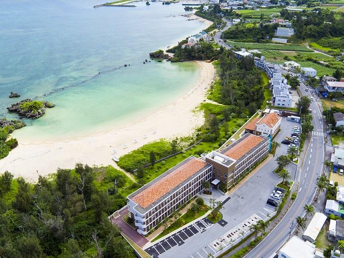 ベストウェスタン沖縄恩納ビーチ・沖縄幸喜ビーチのリノベーション工事完了のお知らせ