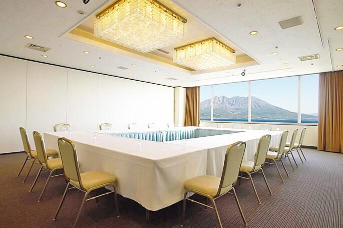 ベストウェスタンレンブラントホテル鹿児島リゾート|宴会場|大隅・薩摩
