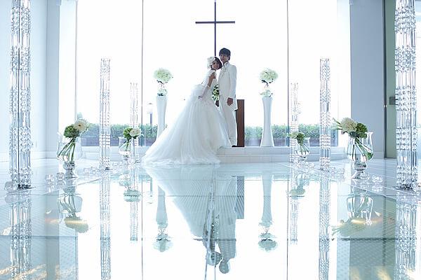 結婚式の夢 叶う<br />新しいストーリーがここからはじまる