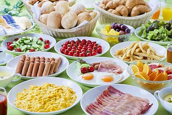 【口コミ高評価】朝食付きスタンダードステイプラン
