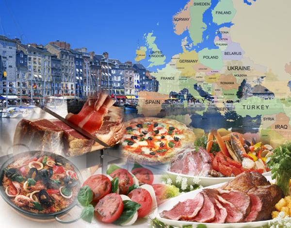 ヨーロッパグルメツアーvol.1 南欧リゾートを楽しむ地中海グルメツアー