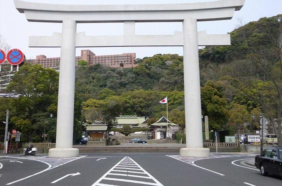 【鹿児島市 観光】照国神社