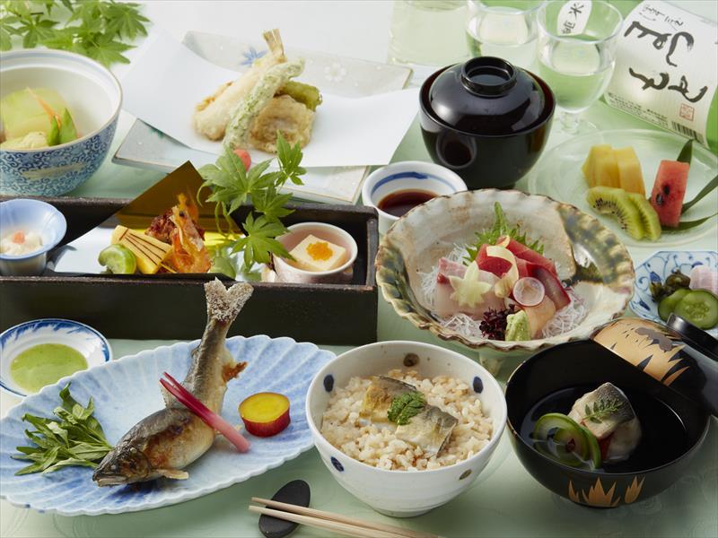 天ぷら・しゃぶしゃぶ 中津川