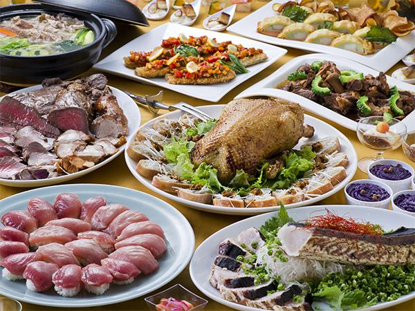 1周年記念キャンペーン! レストラン3店舗で抽選会を開催!!!