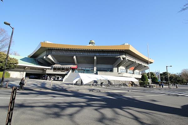 日本武道館(所要時間30分)