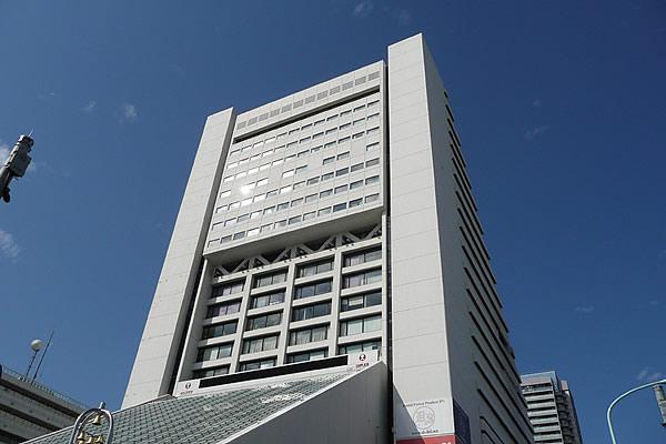 中野サンプラザ(所要時間40分)