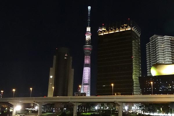 東京スカイツリーR(所要時間45分)