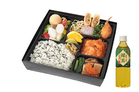ベストウェスタンレンブラントホテル東京町田中国料理龍皇弁当瑞2,300円