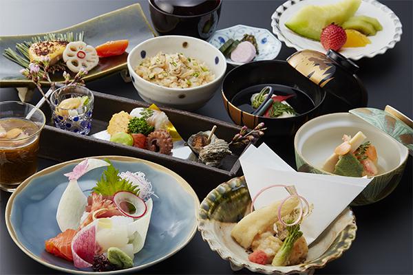 水無月会席料理【悠】9,000円