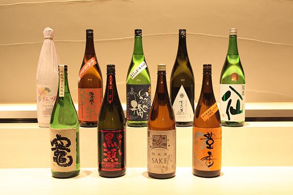 【中津川】秋限定酒入荷致しました。