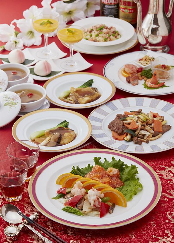 【中国料理龍皇】とっておきの七五三お祝いコース 7,000円(税別)