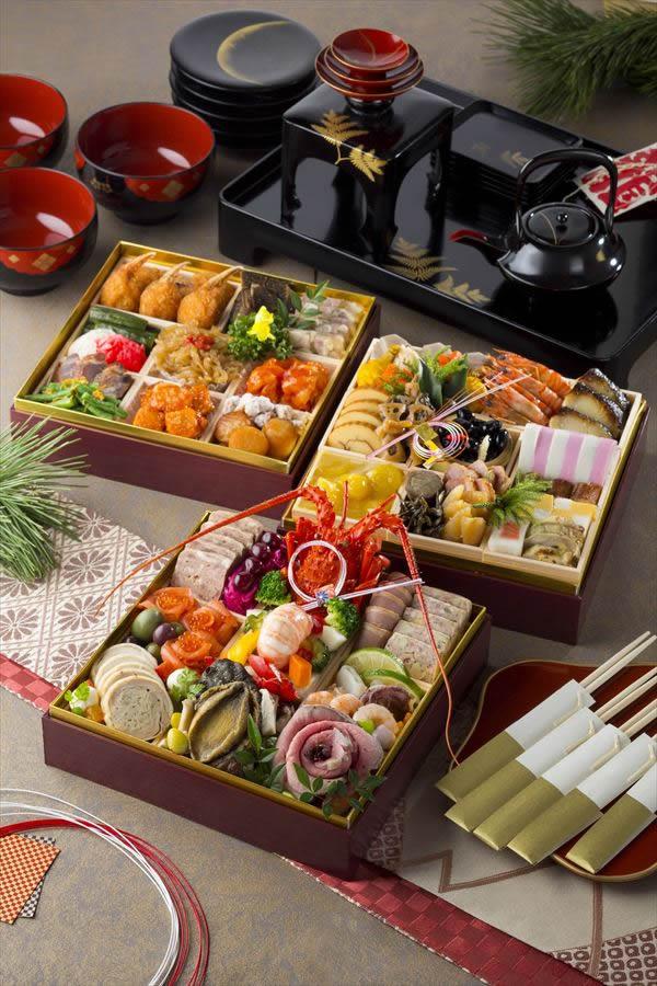 ベストウェスタンレンブラントホテル東京町田のおせち料理