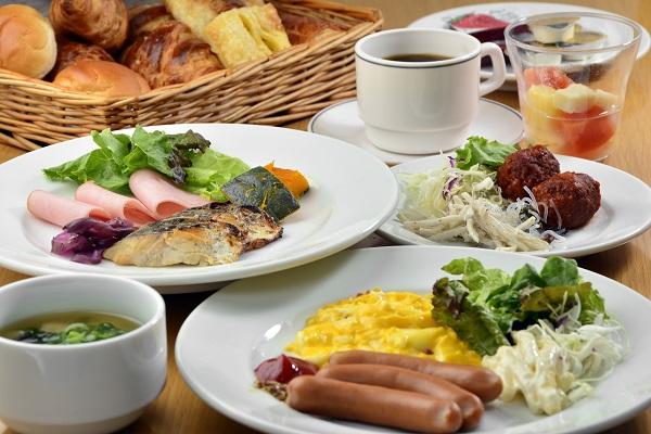 【スタンダード】観光にもビジネスにも駅近が便利♪/朝食付
