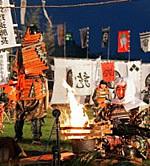 米沢上杉まつり・武てい式