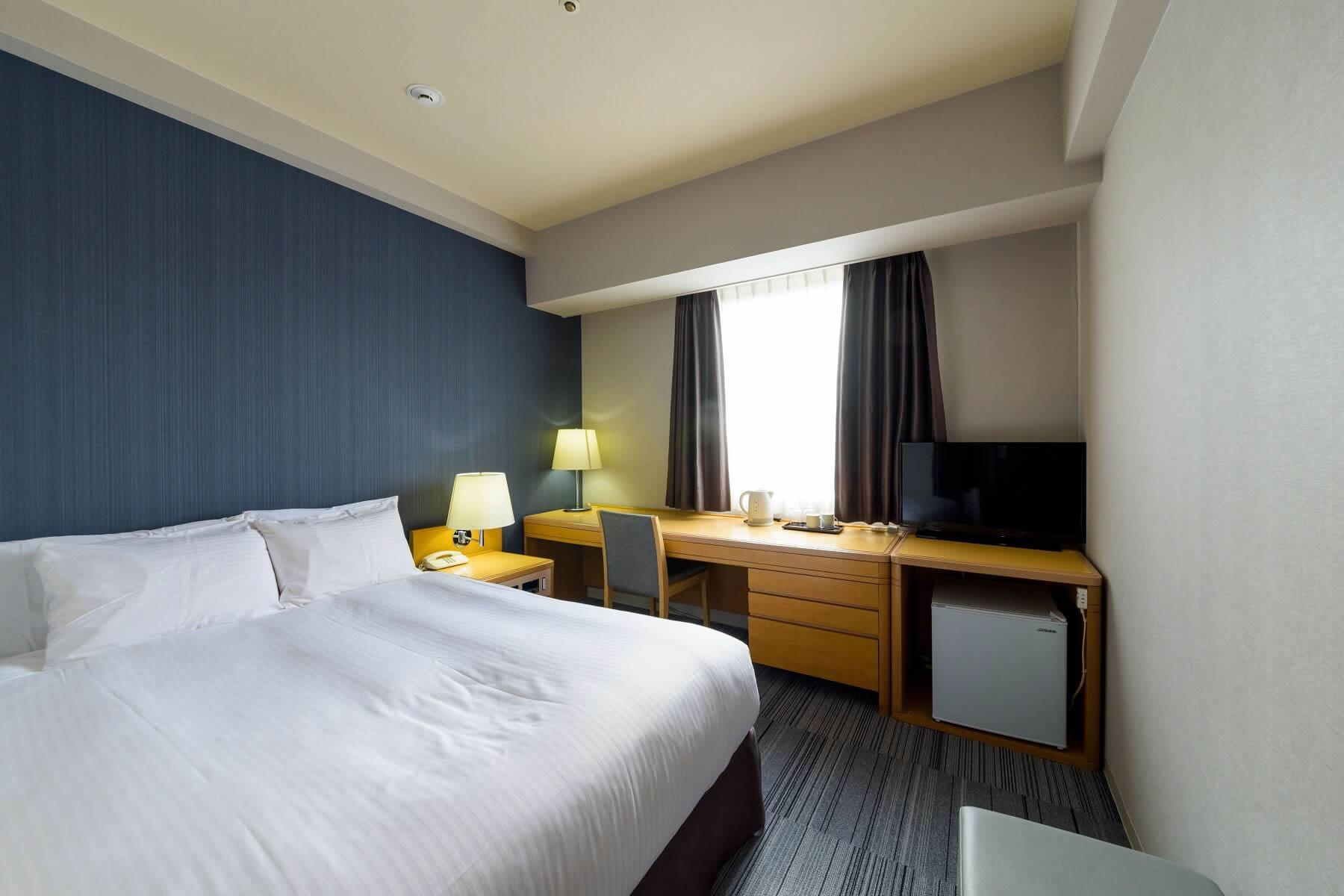 シュアステイプラスホテル新大阪、館内リニューアル工事完了のお知らせ