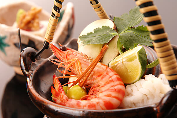日本料理「志摩」 ディナータイムのご案内