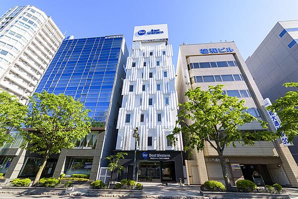 ベストウェスタン札幌大通公園公式HPがオープン!宿泊予約の受付を開始!