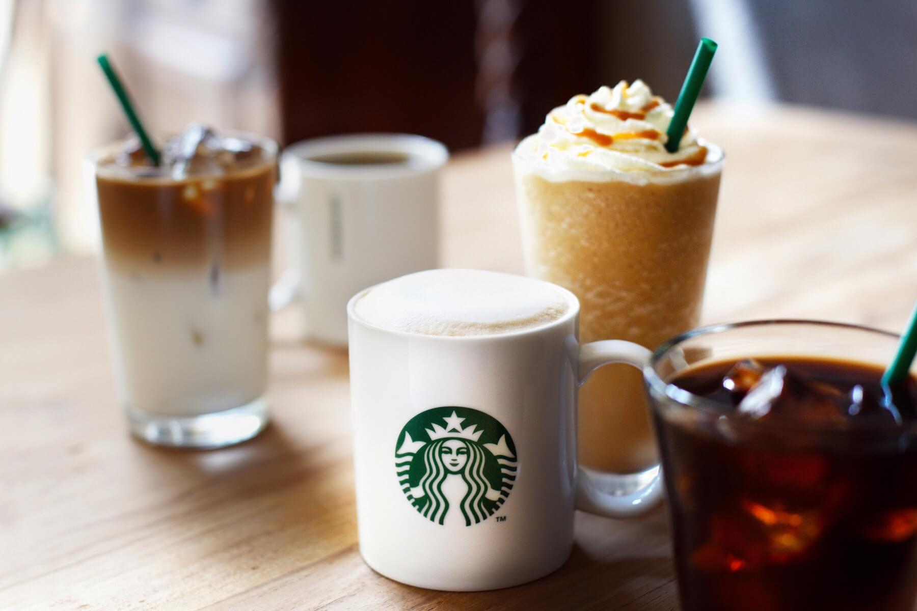 ホテル1F スターバックスコーヒー