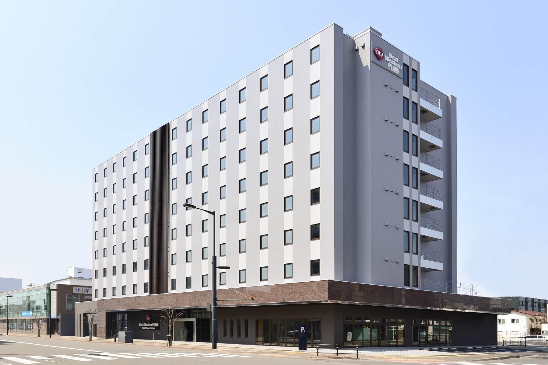 ベストウェスタンプラスホテルフィーノ千歳の公式HPがリニューアル!