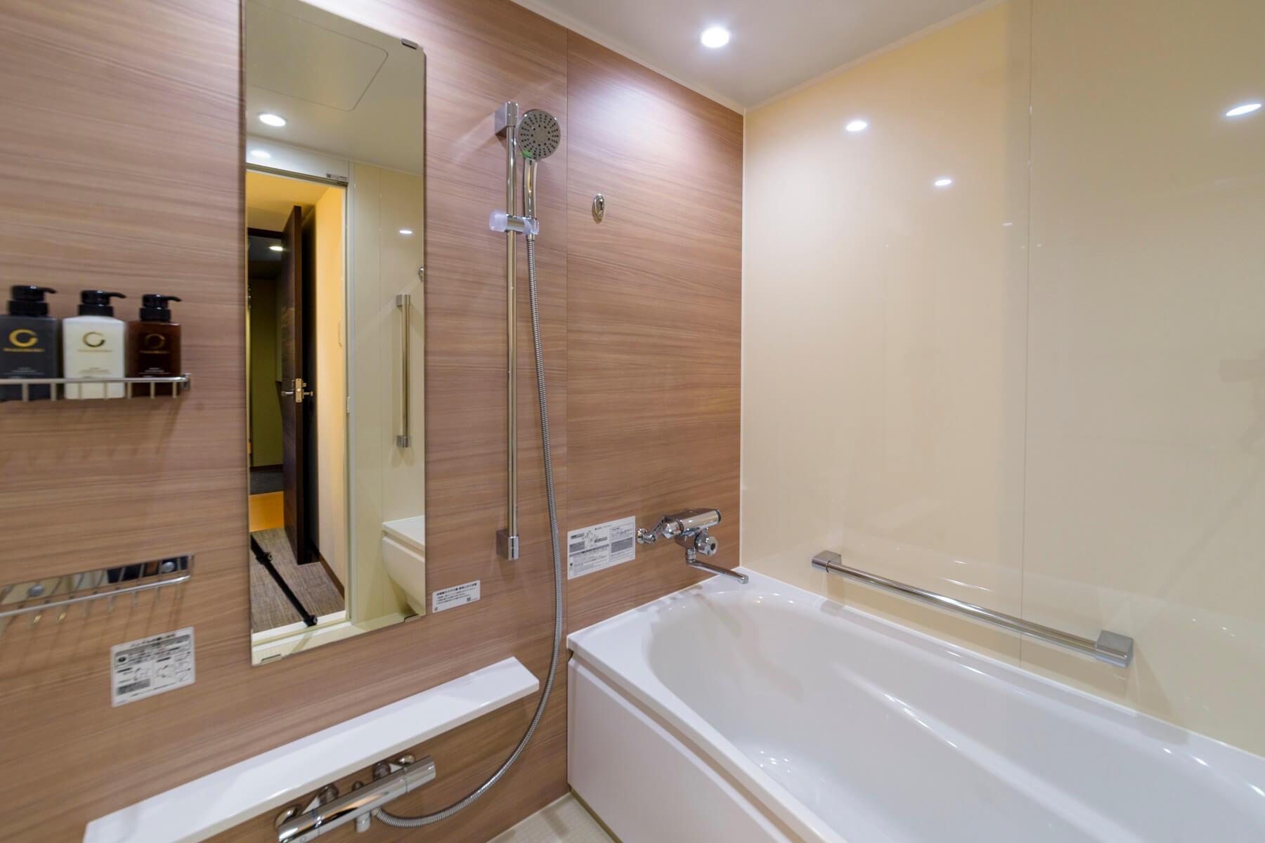 ジャパニーズスタイルツイン バスルーム