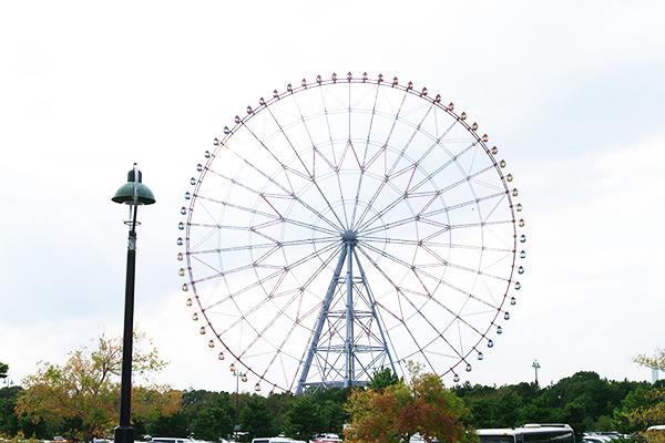 葛西臨海公園(所要時間20分)