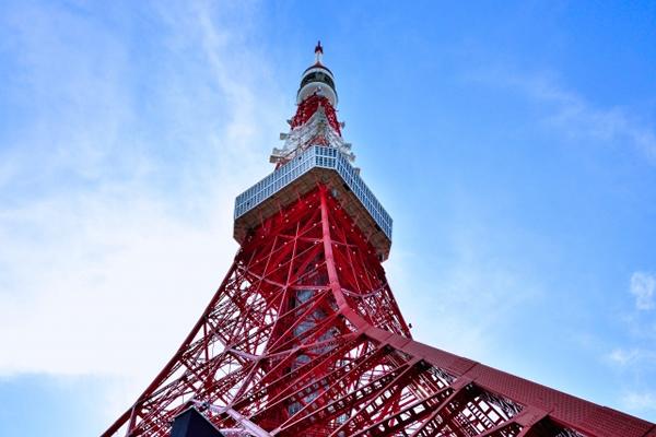 東京タワー(所要時間40分)