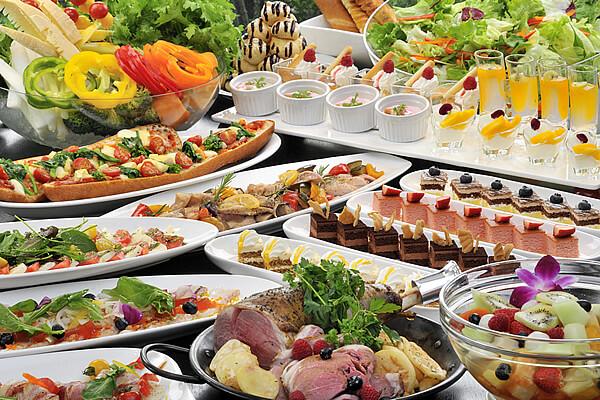 ランチブッフェ ~Lunch Buffet~