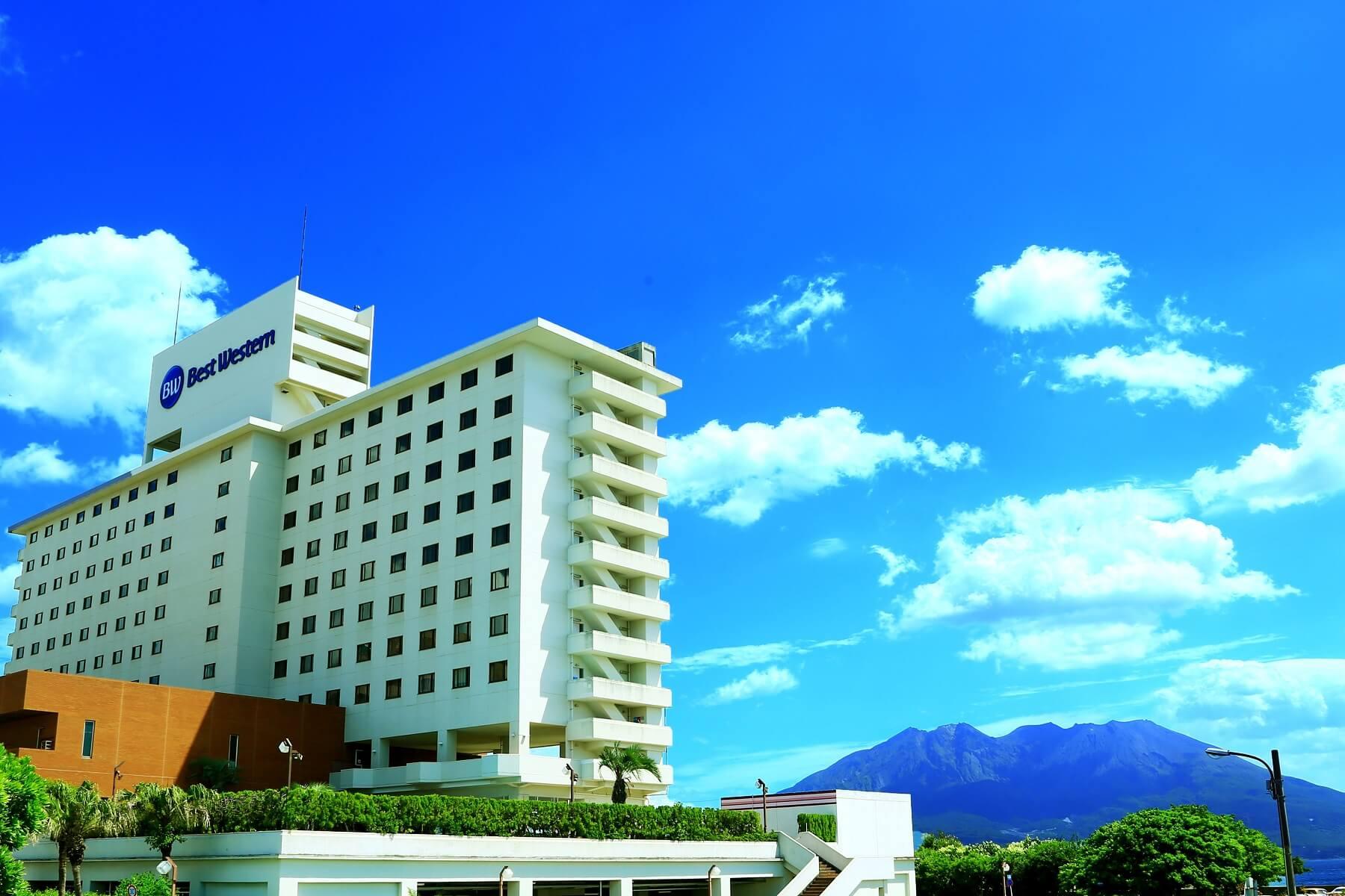 ベストウェスタンレンブラントホテル鹿児島リゾートの公式HPがリニューアル!