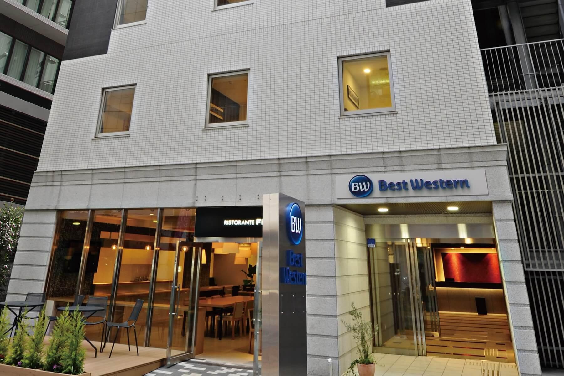 ベストウェスタンホテルフィーノ大阪心斎橋の公式HPがリニューアル!