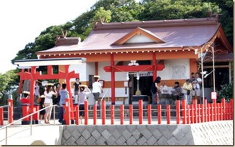 【指宿 観光】釜蓋神社