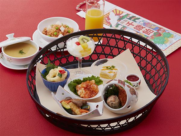 【龍皇】とっておきの七五三お祝い会食コース