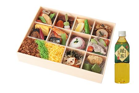 ②中津川特製弁当 桜 2,800 円