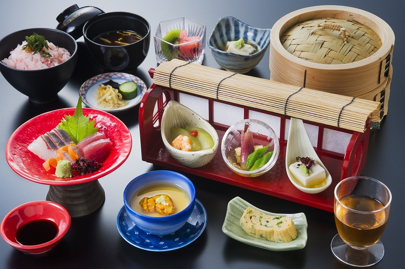【平日限定一日20食】美io彩御膳(びおさいごぜん)ランチ